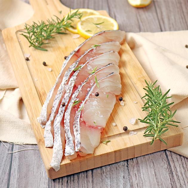 鑽石斑魚片 1