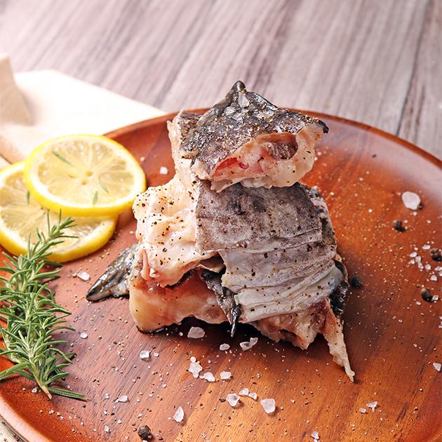 鑽石斑魚頭切丁 1